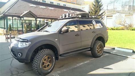mitsubishi outlander sport off road mitsubishi pajero sport with off road tyres google