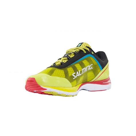 distance running shoe buy salming distance a3 for in acid green northern runner