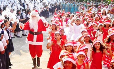5 amazing places to celebrate christmas in india