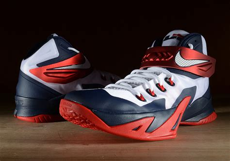 2014 basketball shoes release nike lebron soldier 8 quot usa quot release date sneakernews