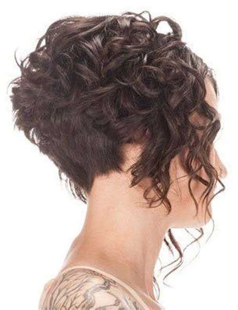 stacked curls 390 best hair images on pinterest curly bob hair hair