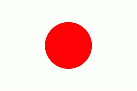 japan colors japan flag color