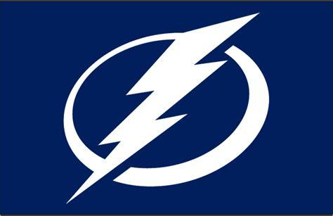 Car Logo With Lightning Bolt In Circle Ta Bay Lightning Jersey Logo National Hockey League