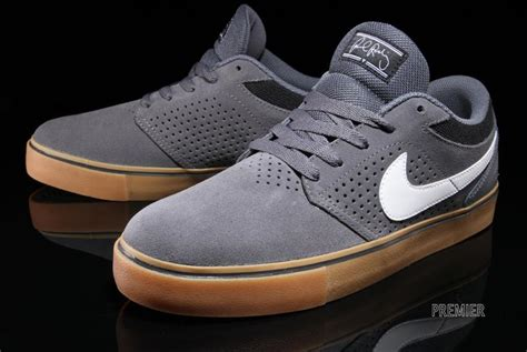 Nike Paul Rodriguez Bw nike paul rodriguez 5 lr quot grey quot sneakernews