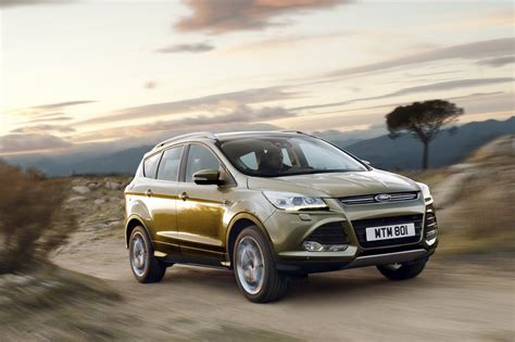 ford crossover all new 2013 ford kuga crossover pictures and details