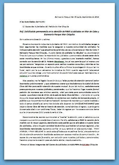 carta formal de la inseguridad balneario parque mar chiquita marchiquitaonline s p 225 2
