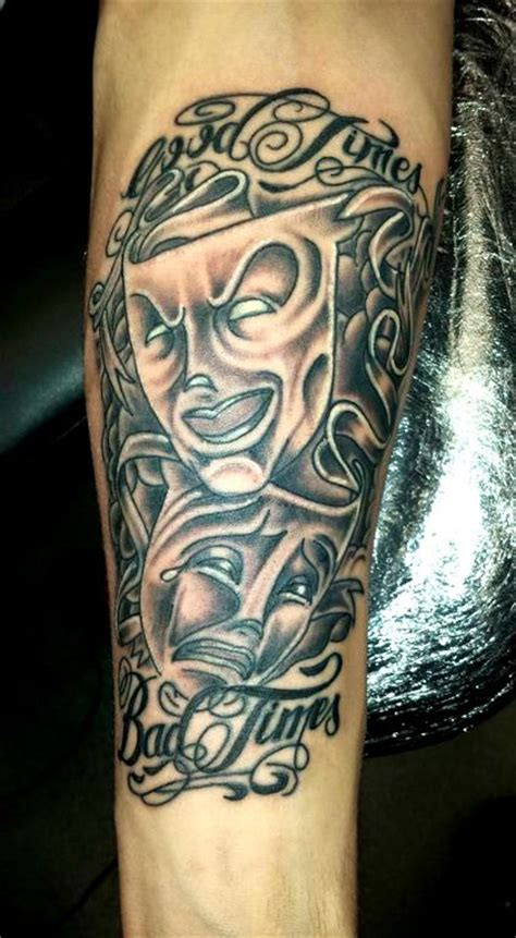 good times bad times tattoo time tattoos tattoos