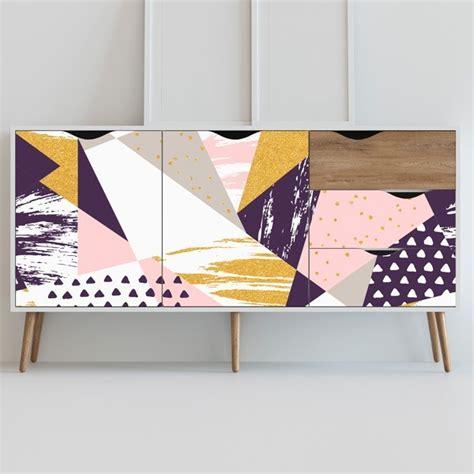 vinilos para muebles vinilo para muebles rosa y dorado
