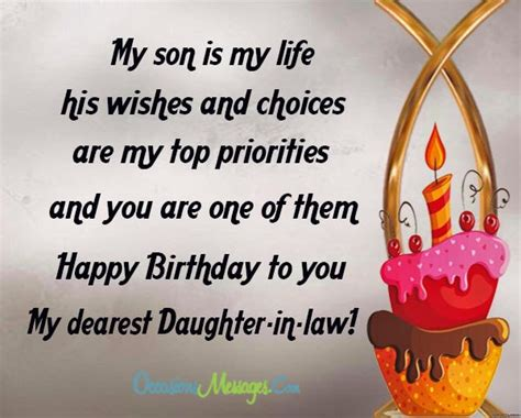 Happy Birthday To Daughters Boyfriend by Birthday Wishes For In Occasions Messages