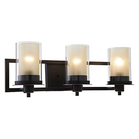 oil rubbed bronze sconces for the bathroom designers impressions juno oil rubbed bronze 3 light wall sconce bathroom fixture