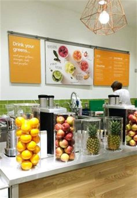 v protein smoothies and juice bar juice bar fruit vegetable display at juice it up in