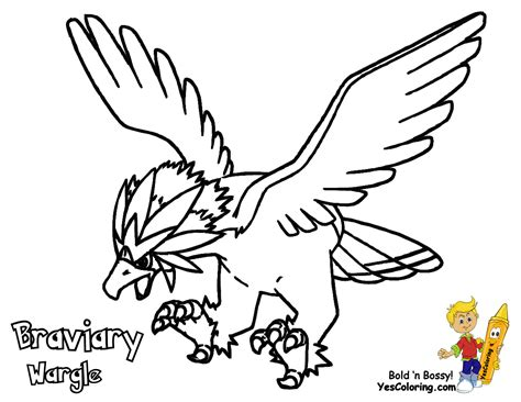 pokemon blanco coloring pages