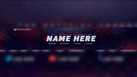 banners for youtube templates franklinfire co