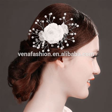 Wedding Hair Accessories Buy by Wedding Goody Hair Accessories Material Hair Bun
