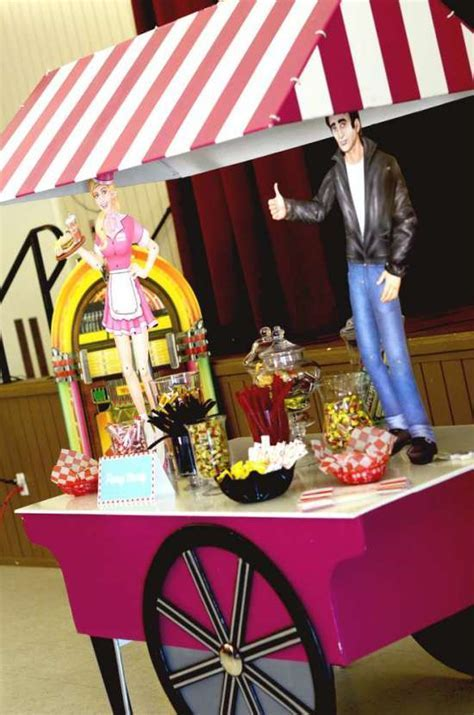 50?s Diner Soda Shop Party   Birthday Party Ideas & Themes