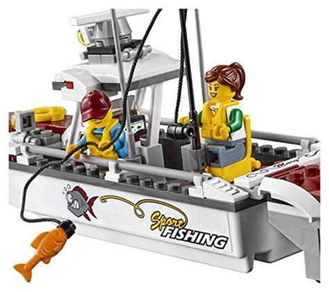 lego city fishing boat 60147 creative play toy lego city fishing boat 60147 creative play toy import it all