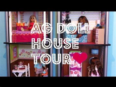 ag doll house tours 2014 ag doll house tour 2014 youtube