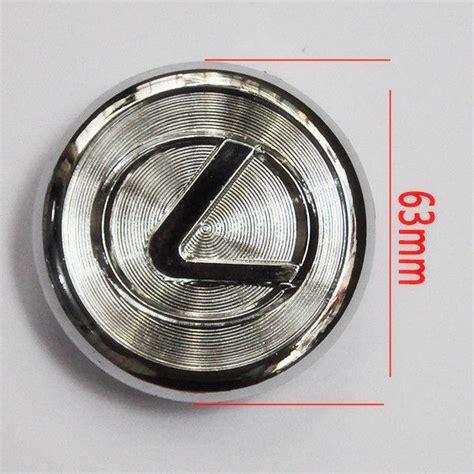 lexus wheel caps buy 4x lexus logo emblem wheel center hub cap caps rx300