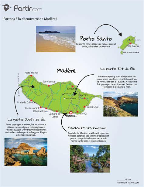 0004488997 carte touristique madeira en que voir 224 mad 232 re cartes touristiques et incontournables