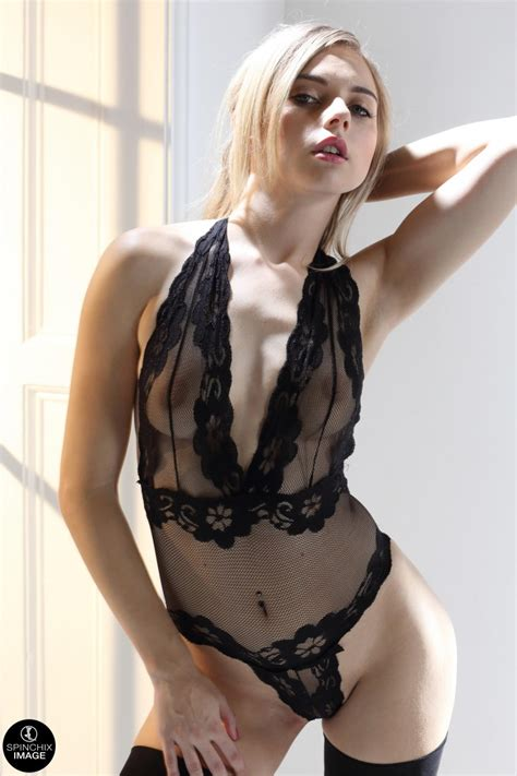 Chloe Toy In Lingerie