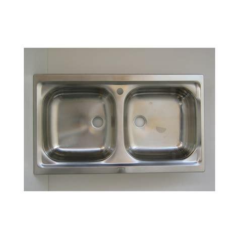 lavello cucina inox lavello per cucina inox incasso 2 vascchette ilbottegone biz