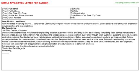 application letter for cashier at mall assist customers resume operations manager resume exles