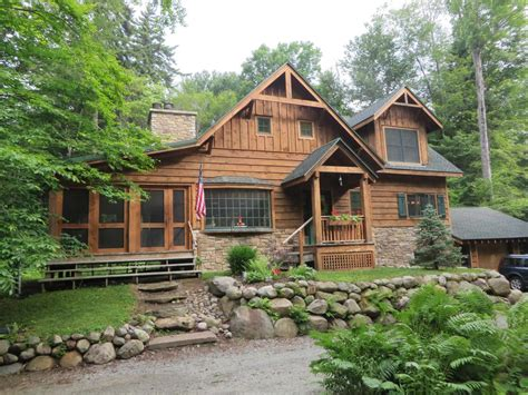 adirondack cottage rentals black crossing adirondack cabin vrbo
