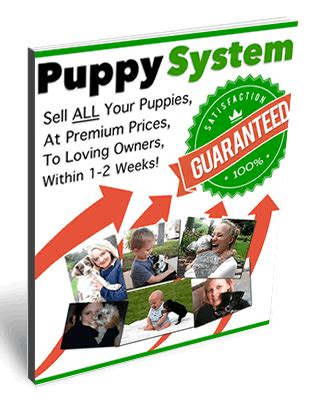 how to sell a puppy fast puppy system learn how to sell your puppies fast