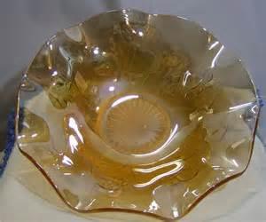 jeanette glass iris and herringbone