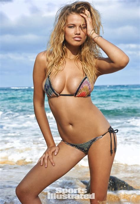 sports illustrated hailey clauson in sports illustrated swimsuit 2015 issue