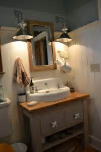Primitive Country Bathroom Decorating Ideas » Home Design 2017