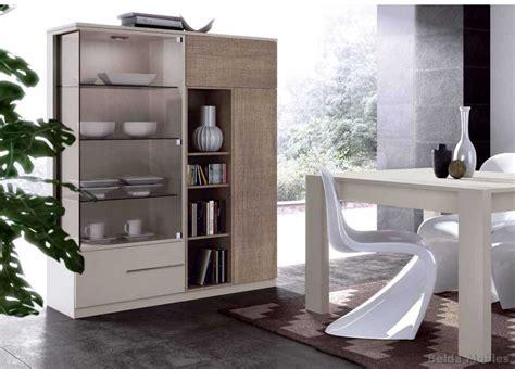 aparador  vitrina moderno  muebles belda