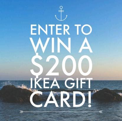 Ikea Gift Card Giveaway - giveaway 200 ikea gift card the frugal free gal