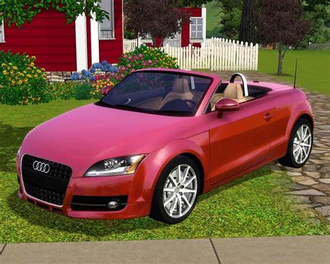 pink audi convertible fresh prince s 2009 audi tt roadster