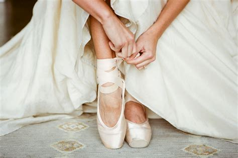 Ballet Wedding Shoes by Ethereal Ballet Wedding Inspiration Green Wedding Shoes