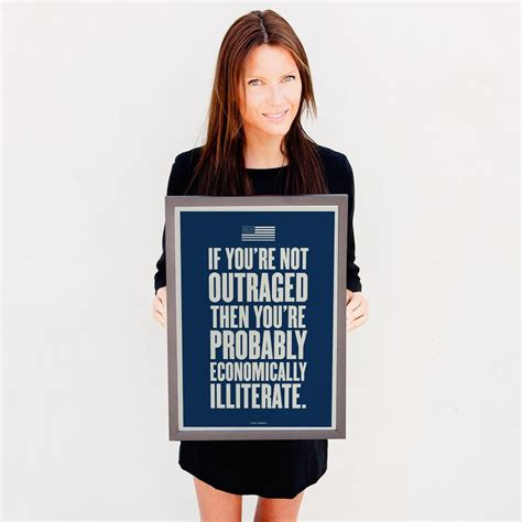 12x18 12 Quot X18 Quot If You Re Not Outraged Poster Liberty Maniacs