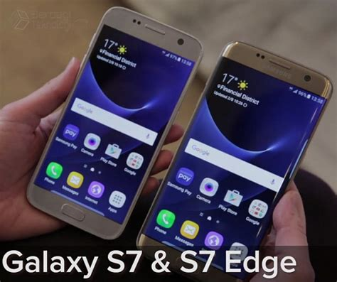 Harga Samsung J7 Edge Di Indonesia samsung galaxy s7 dan galaxy s7 edge resmi dirilis