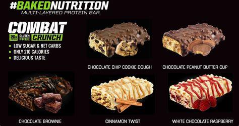 Musclepharm Combat Crunch Mp Combat Crunch Protein Bar 1 pharm best prices on musclepharm combat crunch bar 63g at bestpricenutrition