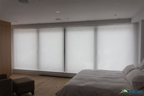 motorized roller blinds motorized roller shades and blinds in toronto vaughan