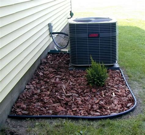 Landscaping Around Ac Unit Ac Cover Up