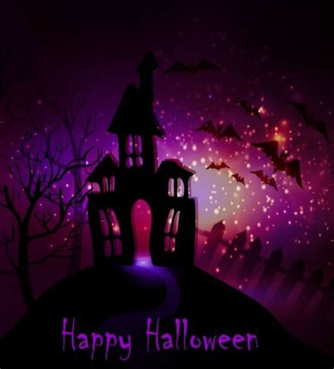 haunted house website design creative halloween haunted house design vector 06