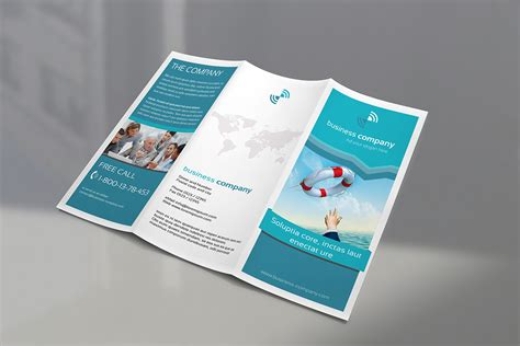 mockup design for brochure trifold brochure mock up punedesign