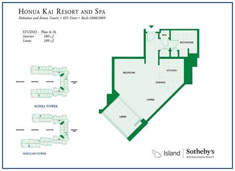 honua kai floor plan honua kai floor plans home design inspirations