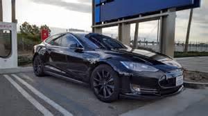 Tesla Electric Car Mechanism Tesla Quietly Releases Redesigned Model S Handle Mechanism