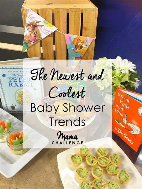 Baby Shower Trends by Archives Mamachallenge Dallas