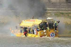 river thames duck boat duck boat sinkings in liverpool and london caused by fault