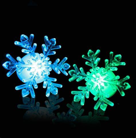night light snowflake adoption 2014 new acrylic snowflake nightlight holiday led bulbs
