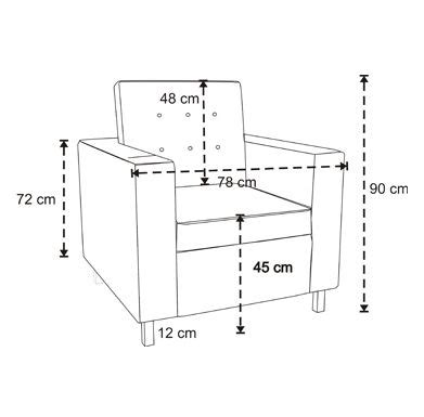 armchair dimensions sofa chair measurements search architecture