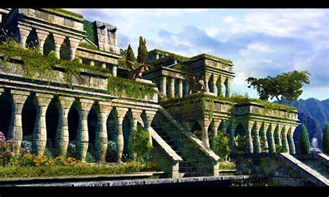 Garden Of Babylon by Hanging Gardens Of Babylon National Geographic Www