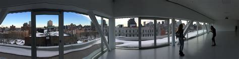 new museum sky room in new york city january march 2016 droste effect mag